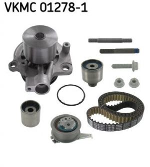 T/BELT KIT WITH WATER PUMP(ELECTRIC)