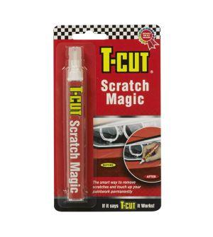 T - CUT SCATCH MAGIC