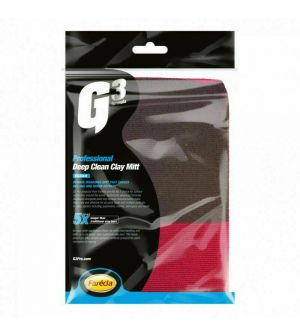 Farecla 7191 - G3Pro Deep Clean Clay Mitt - Car Cleaning, Care, Washing, G3 Pro
