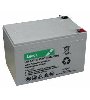 Lucas 12v 12ah LSLA12-12 Batteries