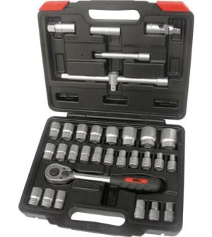 32PCE 1/2 DR SOCKET SET